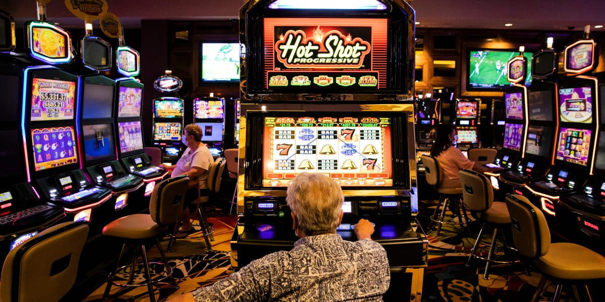 Why You Should Start Playing Slot Online